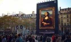 Видео дня: смарт-ассистент BMW оживил «Мона Лизу»