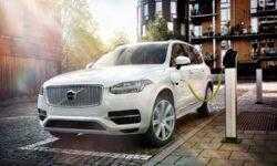 Volvo поддержит разработку передовых станций быстрой подзарядки электромобилей