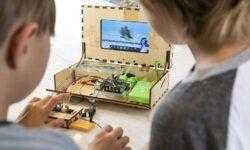 $10 млн инвестиций и похвала Возняка — долгий путь к созданию компьютера-конструктора для детей