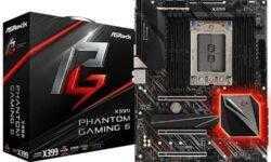 ASRock представила плату X399 Phantom Gaming 6 с поддержкой не всех Ryzen Threadripper