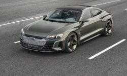 Audi e-tron GT: электрический спорткар с запасом хода более 400 км