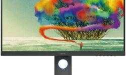 BenQ DesignVue PD2700U: монитор 4К для профессиональных пользователей