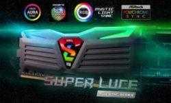 Частота новых модулей памяти GeIL Super Luce RGB Sync достигает 4133 МГц