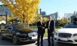 Ford и Baidu запустили совместный проект для тестирования технологий четвёртого уровня автономности