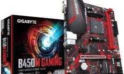 GIGABYTE B450M Gaming: недорогая плата для процессоров AMD
