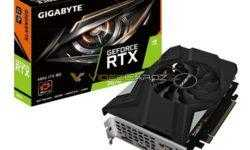 Gigabyte готовит компактную видеокарту GeForce RTX 2070 Mini ITX