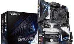 Gigabyte представила нерядовую матплату Z390 Designare