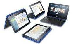 HP ProBook x360 11 G3 EE/G4 EE: трансформируемые ноутбуки с 11,6″ экраном