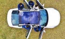 Hyundai и Kia готовятся к выпуску автомобилей с «солнечной крышей»
