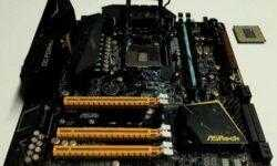Intel Core i9-9900K удалось разогнать до 5,5 ГГц на плате с чипсетом Intel Z170