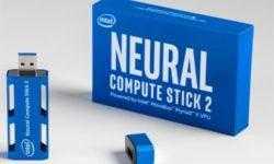 Intel Neural Compute Stick 2: компьютер-брелок для систем машинного обучения