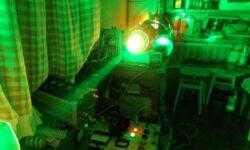 [Из песочницы] Самодельная лазерная установка «Lightsaber» — как это было, часть 1