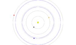 Как я делал анимации Солнечной системы для сына-второклассника