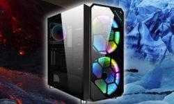Корпус Xigmatek Zest поддерживает видеокарты длиной до 430 мм