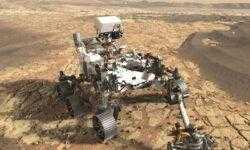 Кратер Джезеро способен раскрыть тайну жизни на Марсе