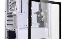 LanCool One Digital White: ПК-корпус в белом исполнении