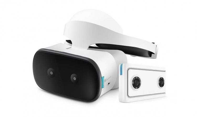 Фото Lenovo лицензировала дизайнерские патенты Sony на PlayStation VR