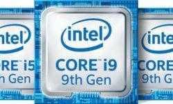 Lenovo «засветила» мобильные процессоры Intel Core девятого поколения