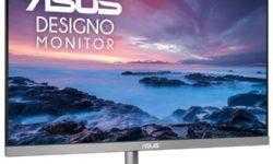 Монитор ASUS Designo MZ279HL имеет безрамочное исполнение