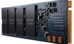 Накопители Optane SSD 905P формата M.2 нуждаются в дополнительном охлаждении
