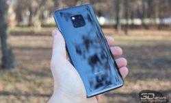 Новая статья: Обзор смартфона Huawei Mate 20 Pro: триумфальная арка