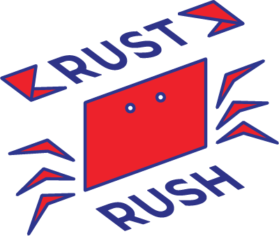 лого rustrush
