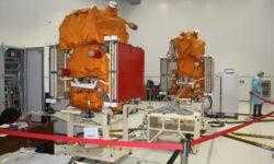 Новые ДЗЗ-спутники «Канопус-В» отправились на космодром Восточный