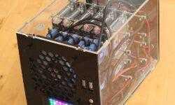 [Перевод] 96-ядерный суперкомпьютер на одноплатниках NanoPi Fire3