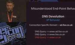 [Перевод] Конференция DEFCON 21. DNS может быть опасен для вашего здоровья. Часть 2