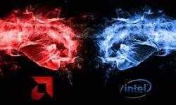 Процессорный рынок Германии: тотальное доминирование AMD над Intel