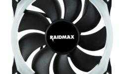 Raidmax NV-R120FB: вентилятор охлаждения с RGB-подсветкой