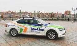 Российский беспилотный автомобиль StarLine проехал от Санкт-Петербурга до Казани