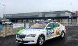 Российский робомобиль StarLine проехал 2500 км от Санкт-Петербурга до Казани
