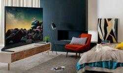 Samsung начинает производить в России телевизоры формата 8K