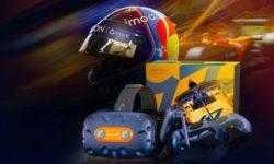 Шлем HTC Vive Pro McLaren Edition для поклонников Формула 1 обойдётся в $1550
