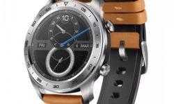 Смарт-часы Honor Watch Magic оснащены приёмником GPS/ГЛОНАСС и модулем NFC