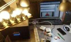 Тест десяти диммеров с LED-лампами