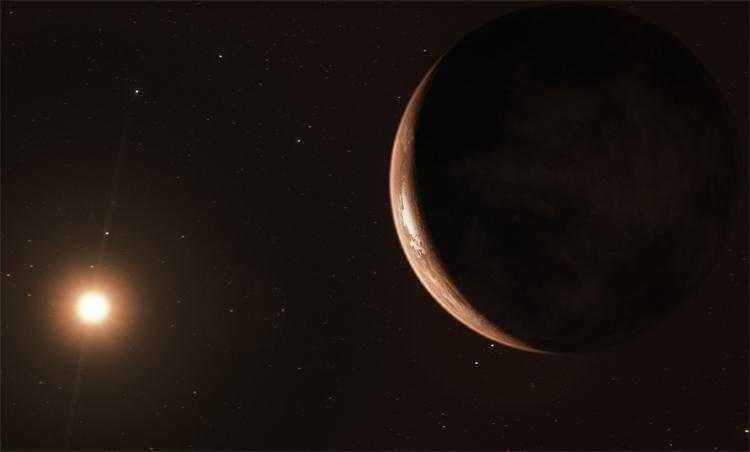Фото В близлежащей звёздной системе открыта «сверхземля»