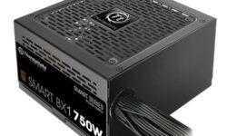 В серию блоков питания Thermaltake Smart BX1 вошли модели мощностью 450–750 Вт