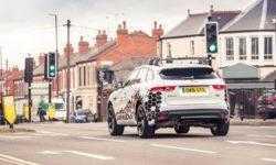 V2X-технология Jaguar Land Rover повысит эффективность движения в городах