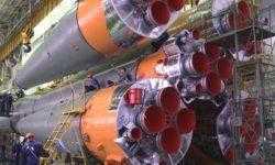 Видео дня: сборка ракеты «Союз-ФГ» для пуска корабля «Союз МС-11»