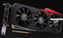Видеокарта Colorful iGame GeForce RTX 2070 Ultra OC не производит шума при небольшой нагрузке