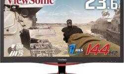 ViewSonic VX2458-MHD-7: монитор с частотой обновления 144 Гц