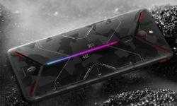 ZTE Nubia Red Magic Mars: игровой смартфон с 10 Гбайт ОЗУ и боковыми органами управления