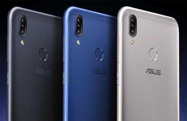 Photo of ASUS Zenfone Max (M2): смартфон с тремя камерами и экраном HD+
