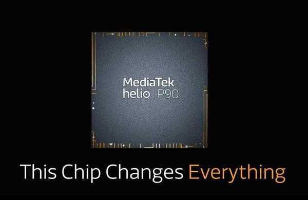 Фото MediaTek вскоре представит мощный процессор Helio P90