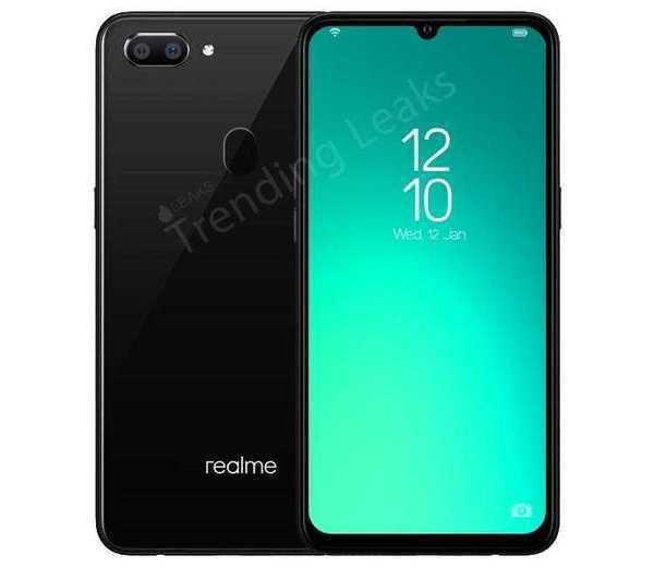 Фото Основой смартфона Realme A1 послужит процессор MediaTek Helio P70