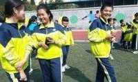 С помощью «умной» школьной формы в Китае будут выявлять прогульщиков