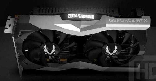 Фото Zotac готовит как минимум две модели GeForce RTX 2060