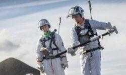 Астронавты практикуют лунные прогулки на поверхности вулканов
